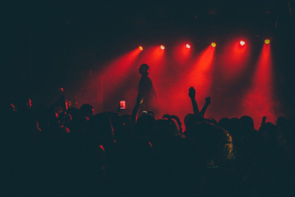 Live opptreden