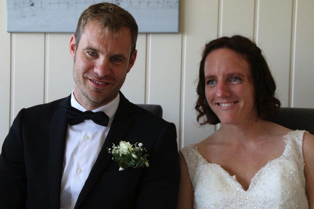 Brudeparet, Erlend og Tone