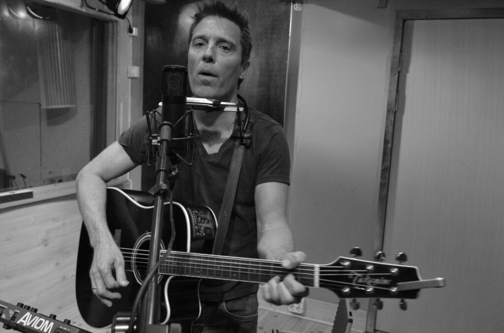 Jesse i studio